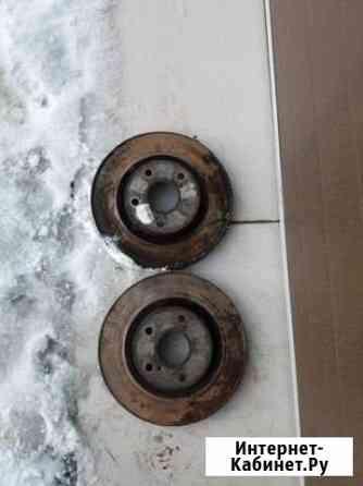 Диски тормозные передние камри 50-55 Барнаул