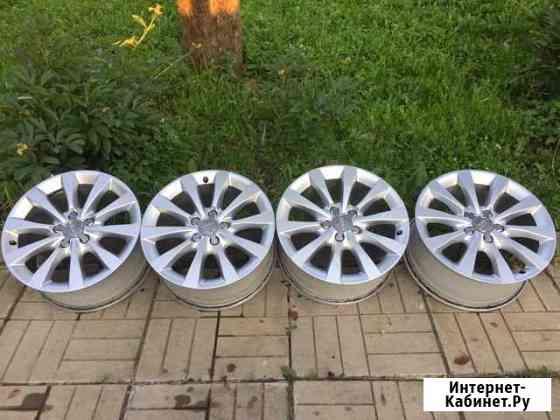Колесные диски R17 для Audi A6 Малоярославец