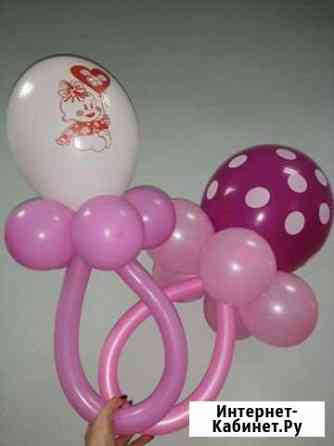 Фигурки из воздушных шаров Муром