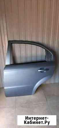 Chevrolet Aveo t250 дверь задняя Курск
