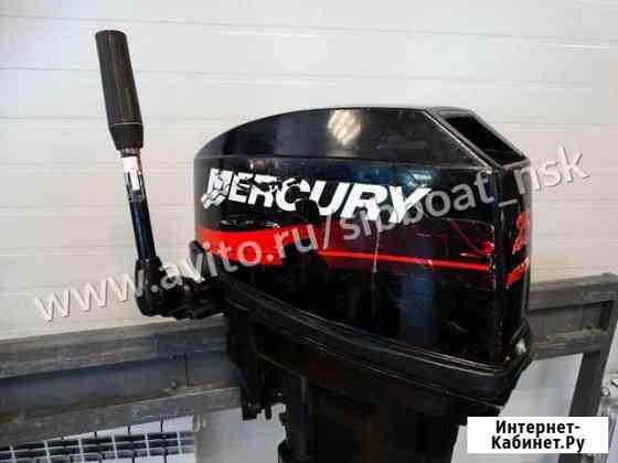 Бу лодочный мотор Mercury 25 л/с рассрочка Искитим