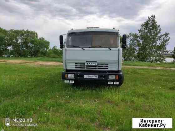 Камаз 55111С Средняя Елюзань