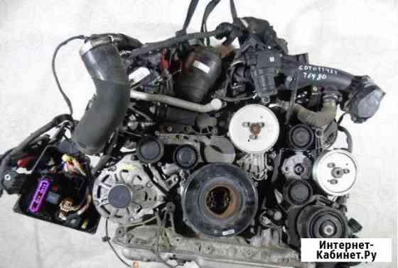 Двигатель CDT Audi A8 (D4) 2011 3.0 Самара