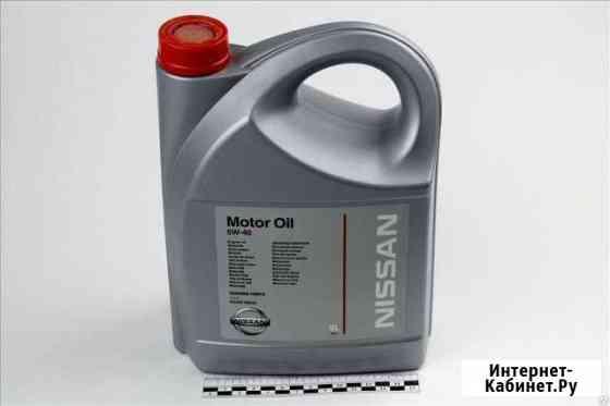Моторное масло nissan Севастополь