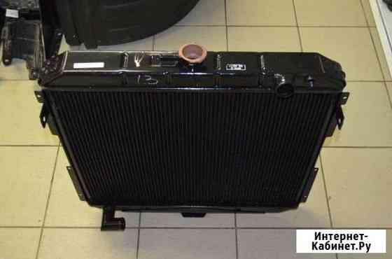 Радиатор водяной 3х рядный Валдай Д-245 Вологда