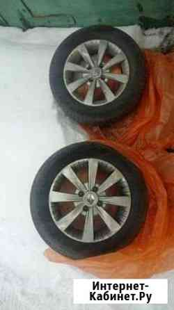 Продам литые диски R14 175/65 Мурманск