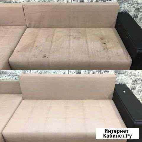 Выездная химчистка мебели Барнаул