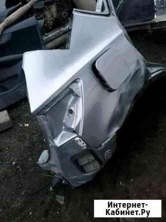 Крыло заднее правое Nissan Qashqai J10 Архангельск