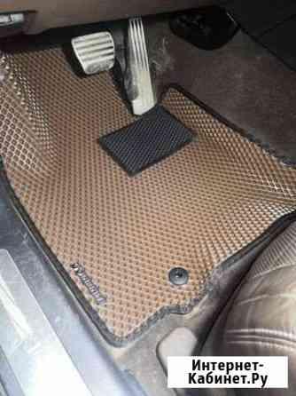 Авто коврики EVA (Эва, Ева) 3d формы Пенза