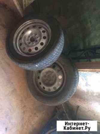2 колеса Самара