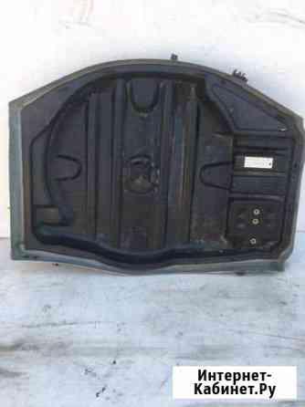 Ниша под запаску W211 Омск