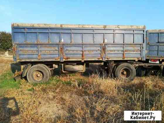 Прицеп сзап зерновоз Матвеев-Курган