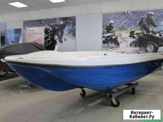 Стеклопластиковая лодка Пингвин 3,9 м Черноморское