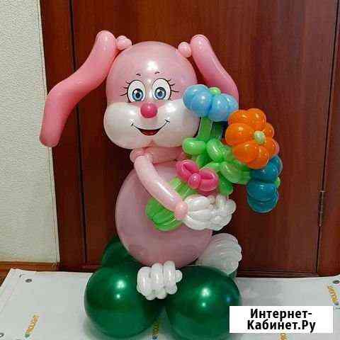 Воздушные шары, подарки из воздушных шаров Новосибирск