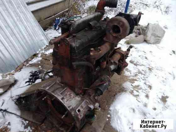 Двигатель смд-22 Ярково