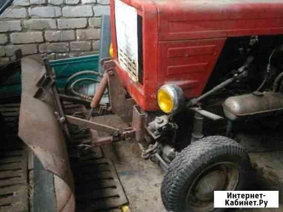 Самодельный трактор Новоульяновск