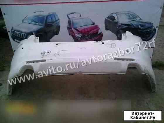 Бампер задний Honda Accord viii 2008-2013 Тюмень