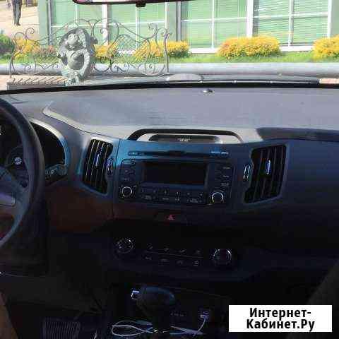 Штатная магнитола (головное устройство) Sportage 3 Северодвинск