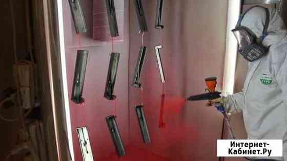 Порошковая покраска, лазерная резка и гибка металл Березовский