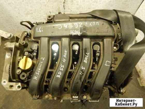 Двигатель Renault Megane 2 1.6 k4m Челябинск