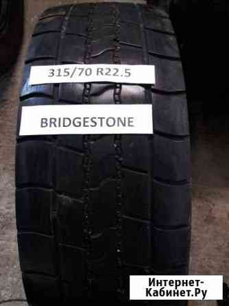 Шины бу грузовые Р 22,5 315/70 Bridgestone Лакинск