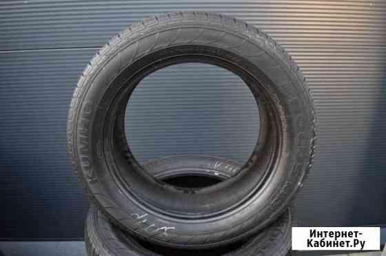 Продается комплект шин 225/60/R17. Kumho Solus Калининград