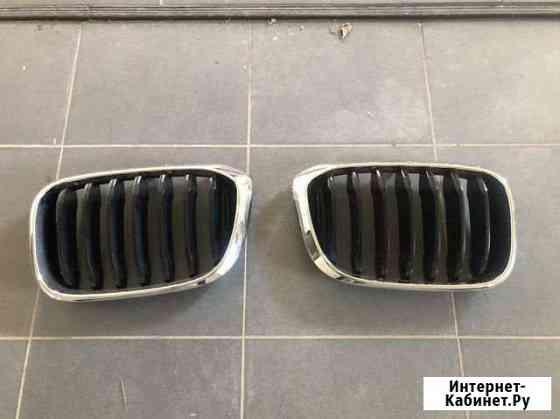 Решётки радиатора BMW X4 G02 Ессентуки