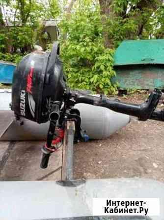 Лодочный мотор сузуки 2.5 Балахна