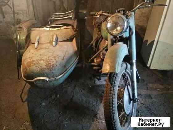 Мотоцикл Чердаклы