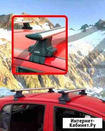 Багажники на гладкую крышу автомобиля Новокузнецк