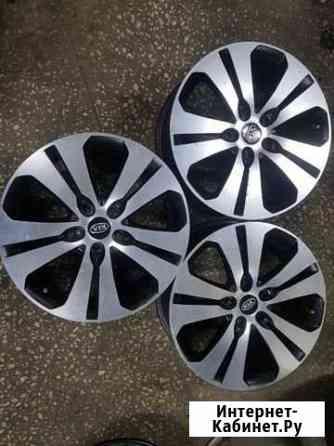 2 шт литые диски R18 KIA 5*114.3 Ярославль