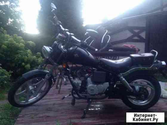 Мопед weis despot (Harley) 2013 Куровское