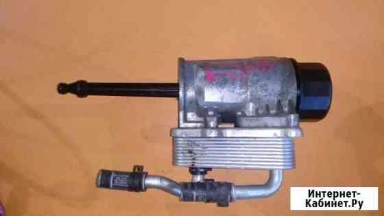 Масляный радиатор на Mercedes R-class W251 Ставрополь