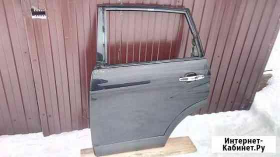 Дверь задняя левая Chevrolet Captiva C100 Сыктывкар