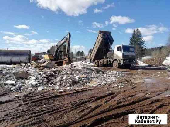Вывоз строительного мусора Ижевск