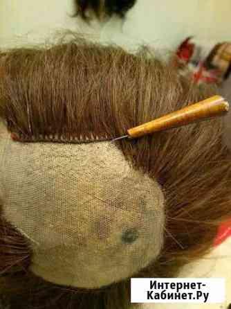 Изготовление любых изделий из натуральных волос Краснодар