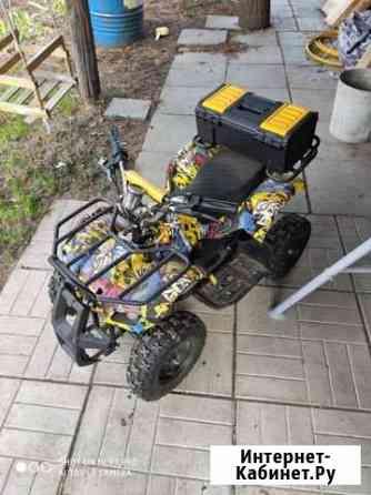 Квадроцикл детский электрический ATV Mini-E Лобня