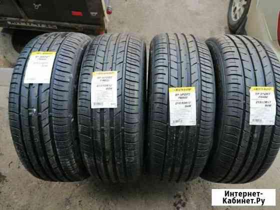 215/55/17 94W Dunlop SP sport FM800 Рязань