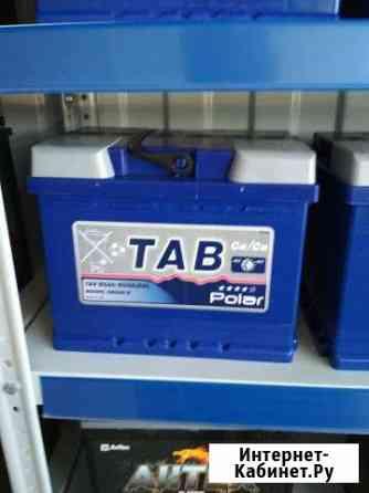Аккумулятор акб на Vortex 60 А/Ч Tab Polar Белореченск