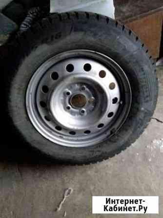 Шипованные колеса Тюмень