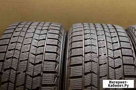 Шины зимние 235/50 R18 Dunlop DSX2 б/у Уфа