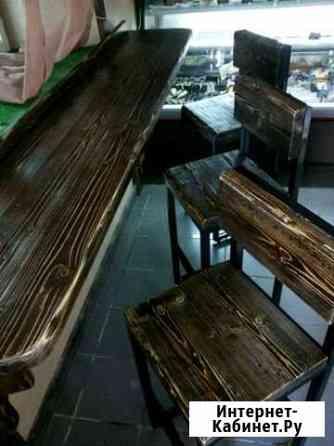 Барные стойки, стулья Стрелецкое