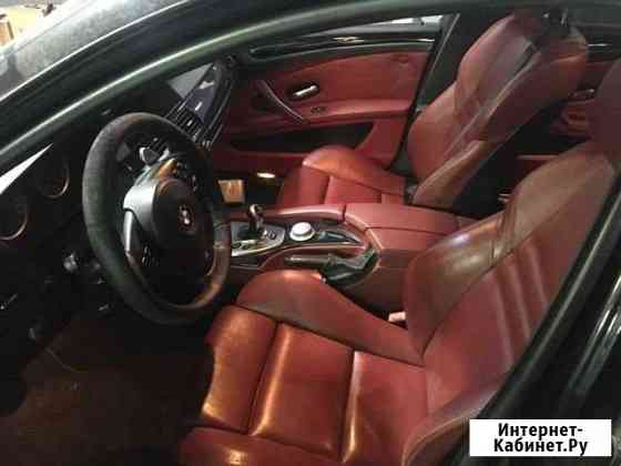BMW M5 e60 на разбор Махачкала