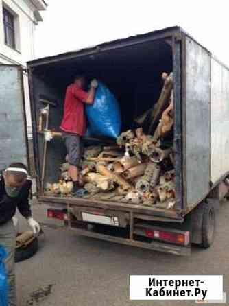 Вывоз мусора.(строительный, бытовой).вывоз металла Каменск-Уральский
