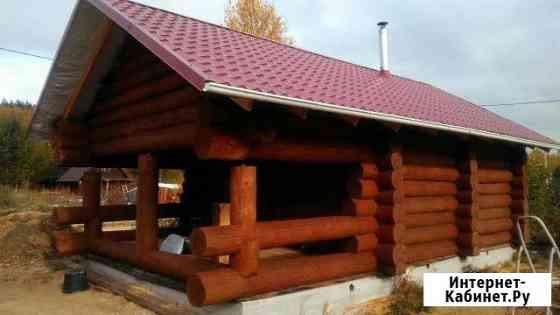 Строительство бань, домов Екатеринбург