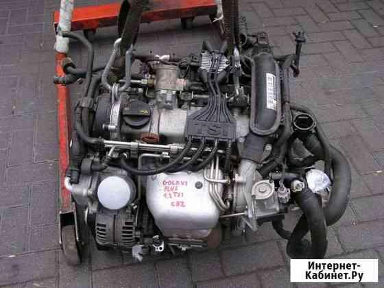 Двигатель CBZ Skoda Octavia 1.2 бензин Cbza Cbzb Новосибирск