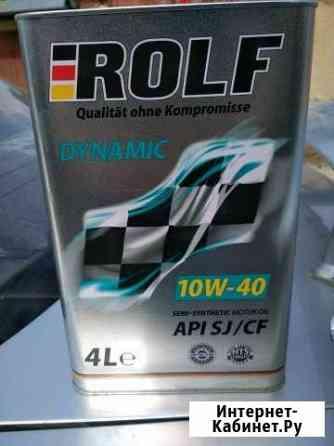 Rolf Dynamic 10W40 Воронеж