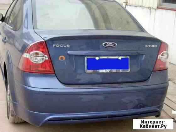 Спойлер крышки багажника Ford Focus Форд Фокус Краснодар