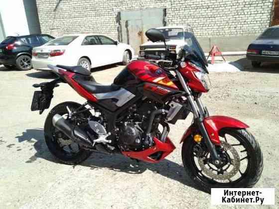 Yamaha MT-03 Пермь