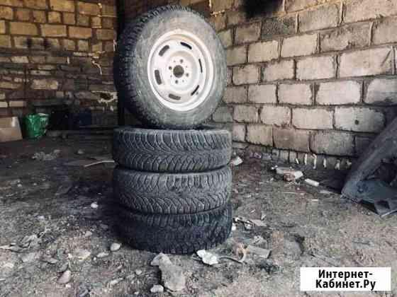 Зимние колёса Cordiant на ваз Уфа